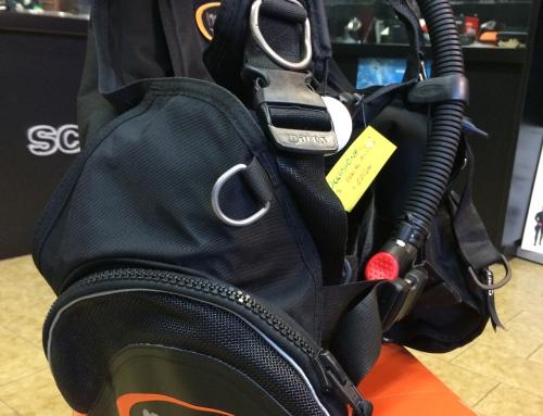 OCCASIONE jacket usato Mares Vector Pro
